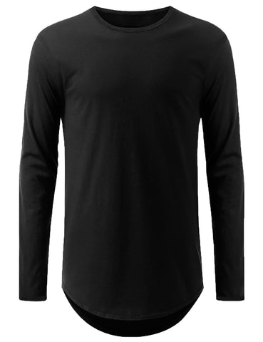 Lightweight Basic Long Sleeve Tshirt