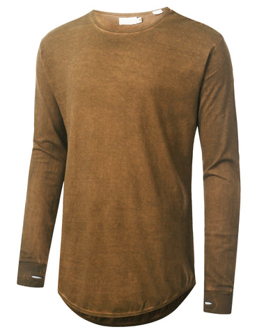 Mineral LT Washed Long Sleeve Tshirt