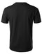 BLACK Basic Cotton Jersey Crewneck T-Shirt - URBANCREWS