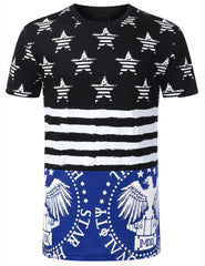 ROYAL AMERICAN FLAG SHIRT