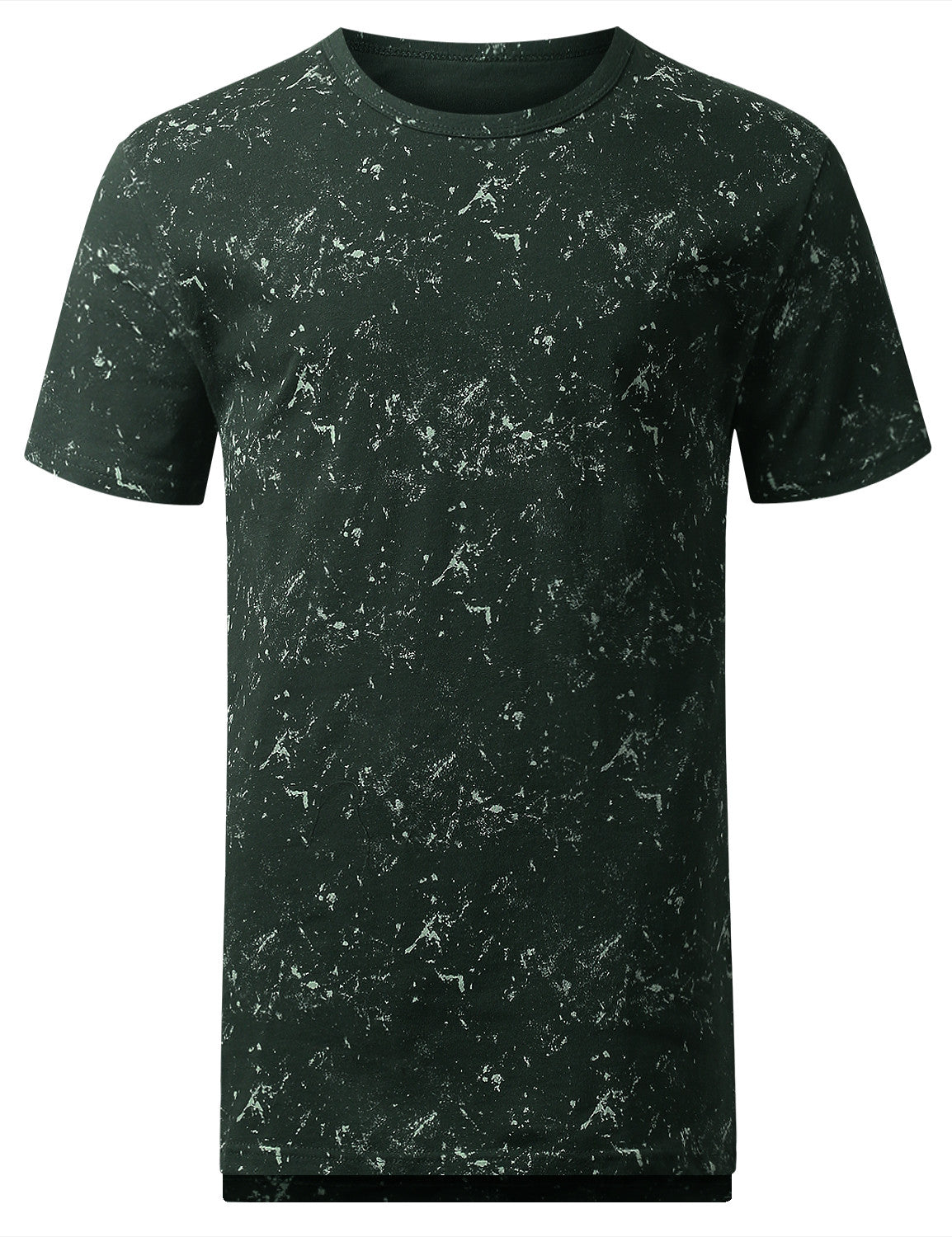 SAGE Tied Wash Longline T-shirt - URBANCREWS