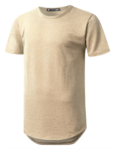 Heavy French Terry Longline T-shirt