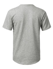 HGRAY Thick French Terry T-shirt - URBANCREWS