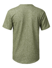 OLIVE Thick French Terry T-shirt - URBANCREWS