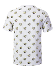 DOG Animal Graphic Print T-shirt - URBANCREWS