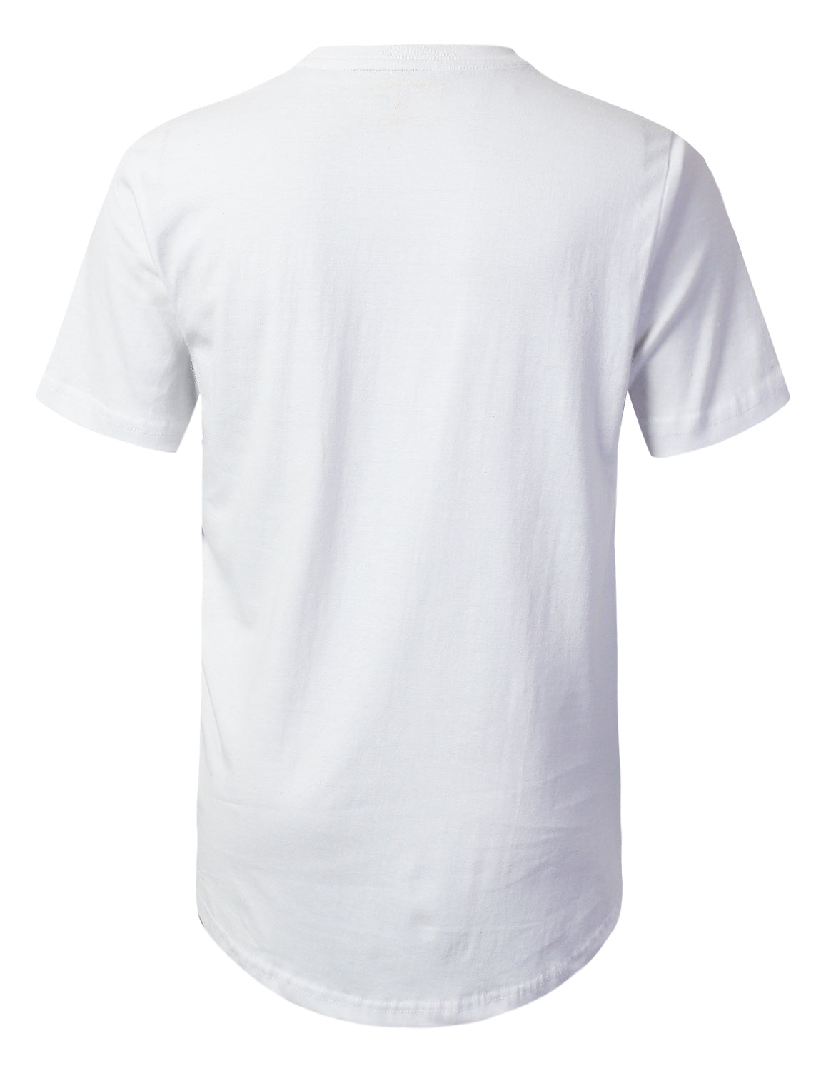 WHITE Legacy 23 Printed T-shirt - URBANCREWS