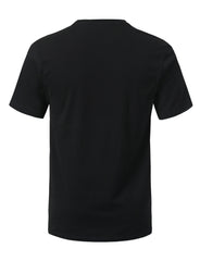 BLACK Painter Printed Pocket T-shirt - URBANCREWS