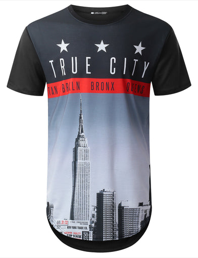 True City Longline T-shirt