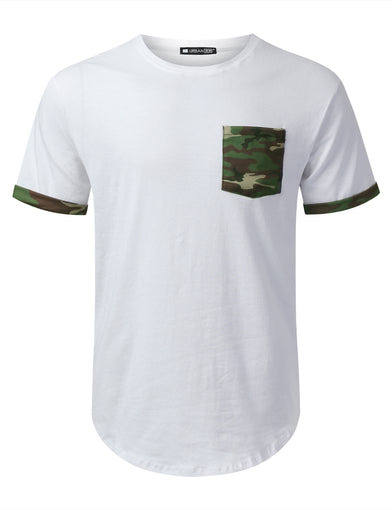 Army Graphic Pocket T-shirt