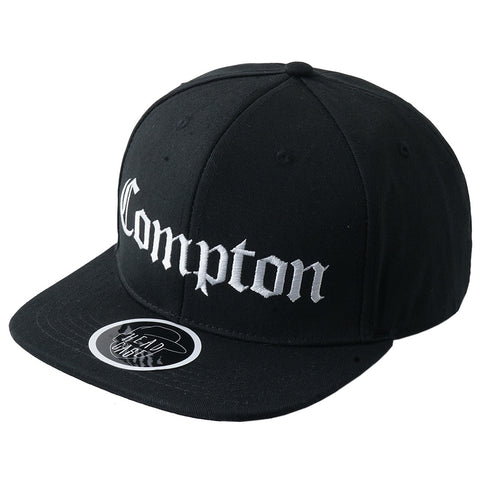 Compton Embroidered Snapback