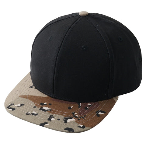 Camouflage Bill Snapback