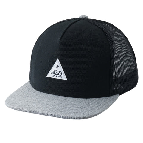 Triangle Cali Patch w/ Bear Snapback
