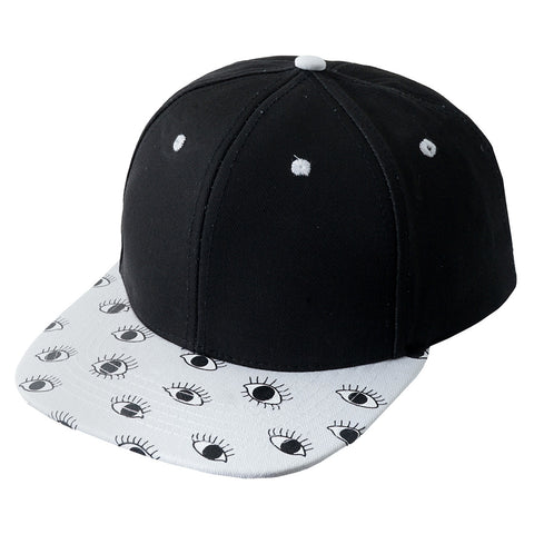 Bill Polka Dotted Eyes Snapback