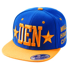 DENVER Hometown Star Snapback - URBANCREWS