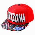 ARIZONA Hometown Aztec Bill Snapback - URBANCREWS
