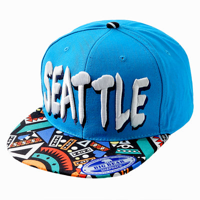 Hometown Aztec Bill Snapback