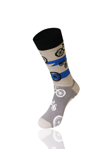 Bicycle Novelty Socks