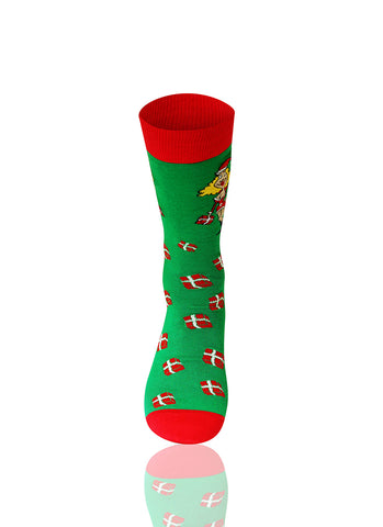 Unwrap Me Novelty Socks