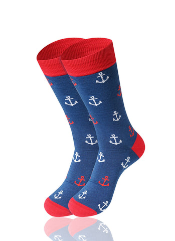 Anchor Novelty Socks