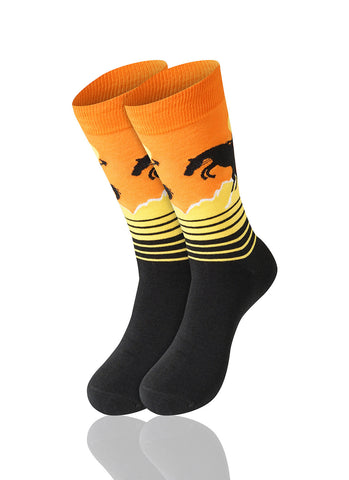 Rodeo Novelty Socks