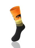 BLACK Rodeo Novelty Socks - URBANCREWS