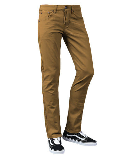 Skinny Fit Color Stretch Jeans