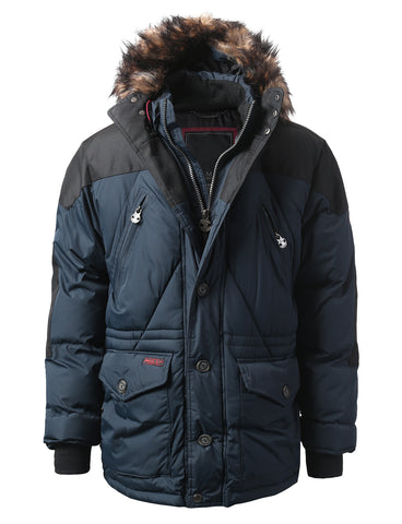 Denali Snorkel Hooded Jacket w/ Faux Fur Hood