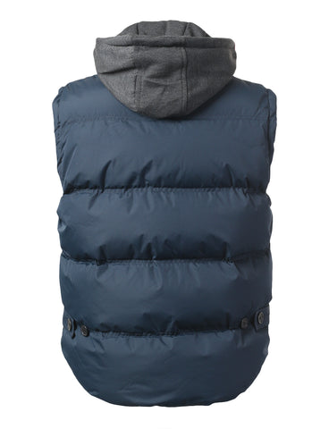Rocky Vest Insulated Puffer Hooded Vest