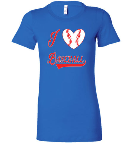 I Love Baseball Womens Tee or Ladies Tank - What Are These? - 1