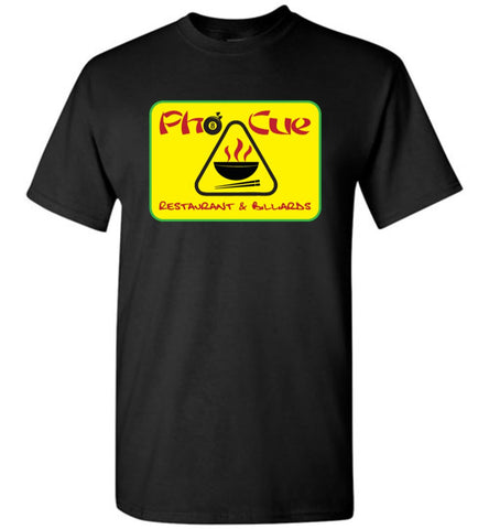 Pho Cue Restaurant & Billiards Shirt - What Are These? - 1