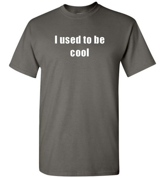 I used to be cool Shirt - What Are These? - 4
