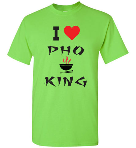 I Love Pho King Shirt - What Are These? - 1