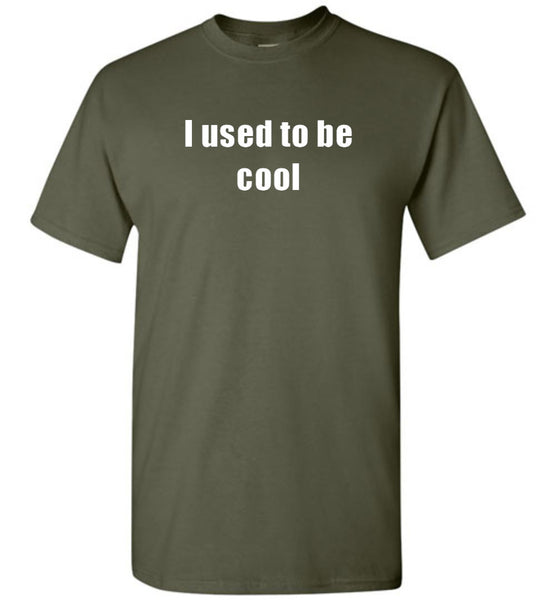 I used to be cool Shirt - What Are These? - 7
