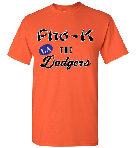 Pho-K The Dodgers Shirt - What Are These?