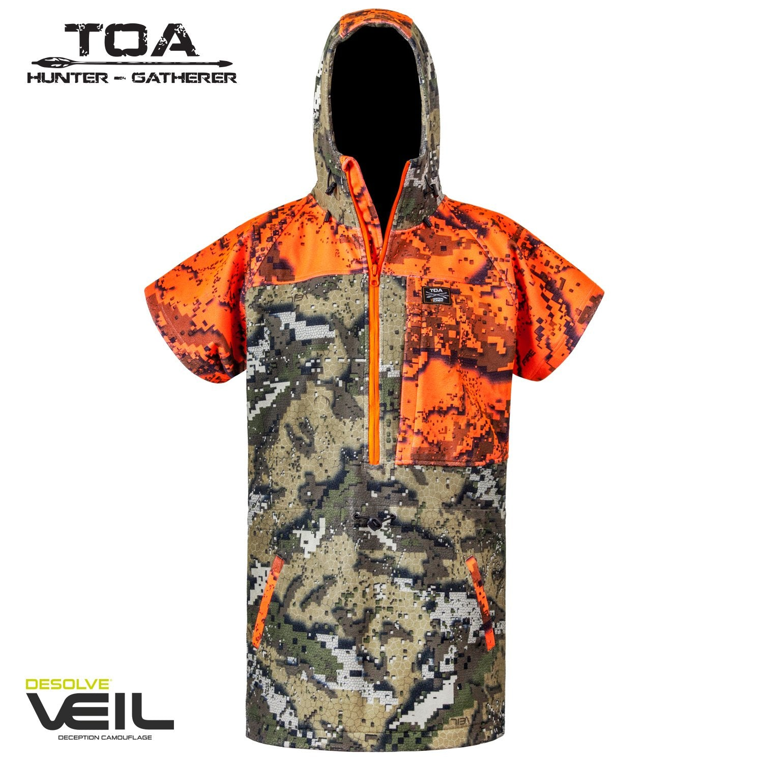 Hunters Element Tapua Bush Coat - Veil Blaze
