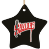 The Saviors Christmas Ornaments