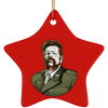 Abraham Christmas Ornaments
