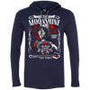 Dixon Moonshine - Long-sleeve Lightweight T-Shirt Hoodies