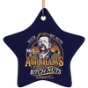 Abraham's Roasted Nuts Christmas Ornaments