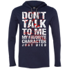 My Favorite Character Just Died :(  Premium T-Shirt Hoodie