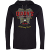 Dixon's Roadkill Cafe - Long Sleeve T-Shirt Hoodie