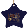 Grimes Beard Oil Christmas Ornaments