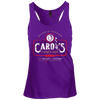 Carol's Flower Shop - Juniors Racerback Tank