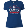 Carol's Flower Shop - Ladies Fitted T-Shirt