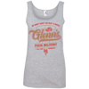 Glenn's Pizza - Ladies Ringspun Cotton Tank