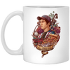 "Glenn ""I'll Find You"" Coffee Mugs"