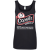 Carol's Cookies - Ladies Ringspun Cotton Tank