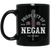 Property of Negan Coffee Mugs