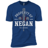 Property of Negan - Premium Ringspun T-Shirt