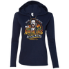 Abraham's Roasted Nuts - Long Sleeve Hooded T-Shirts